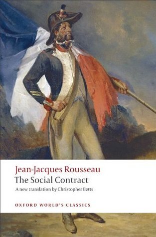 The Social Contract / Discourse on Political Economy (Oxford World's Classics)