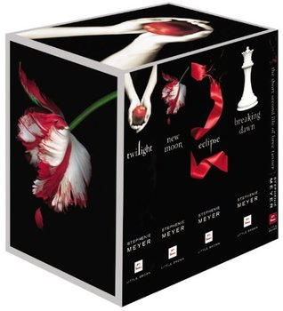The Twilight Saga Complete Collection by Stephenie Meyer