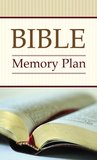 Bible Memory Plan: 52 Verses You Should --and CAN--Know