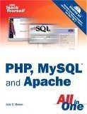 Sams Teach Yourself PHP, MySQL and Apache by Julie C. Meloni