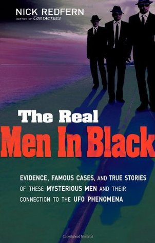 The Real Men in Black by Nick Redfern