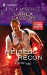 Heiress Recon (Recovery Men, #2)
