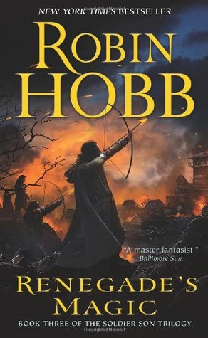 Renegade's Magic by Robin Hobb