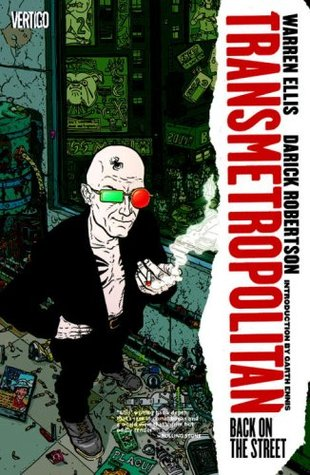 Transmetropolitan, Vol. 1: Back on the Street (New Edition)