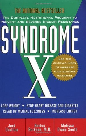 Syndrome X by Jack Challem