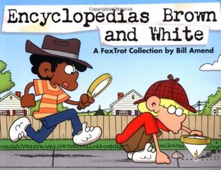 Encyclopedias Brown and White by Bill Amend