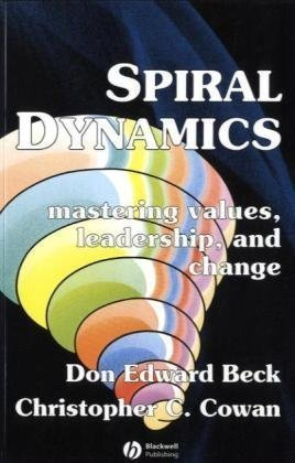 Spiral Dynamics by Don Edward Beck
