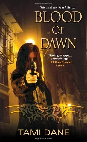Blood of Dawn (Sloane Skye, #3)