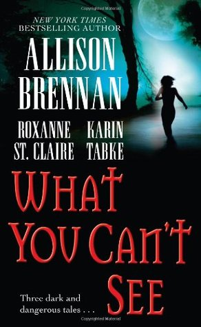 What You Can't See by Allison Brennan