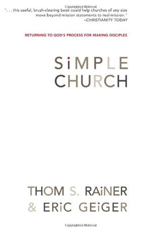 Simple Church by Thom S. Rainer