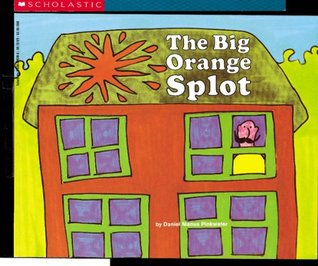The Big Orange Splot by Daniel Pinkwater
