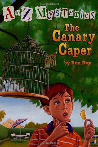 The Canary Caper by Ron Roy