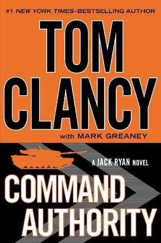 Command Authority (Jack Ryan Jr., #5)