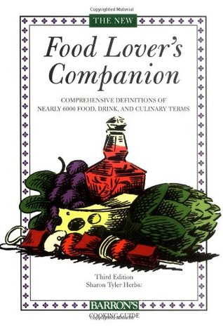 The Food Lover's Companion by Sharon Tyler Herbst
