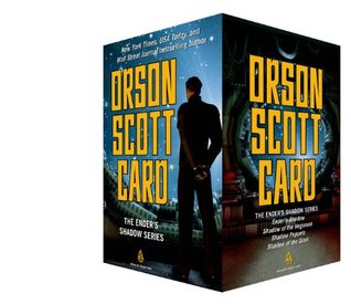 The Ender's Shadow Series Box Set by Orson Scott Card