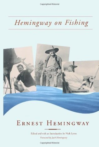 Read Hemingway on Fishing PDF