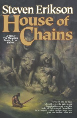 House of Chains (Malazan Book of the Fallen Series #4) by Steven Erikson - PDF free download eBook