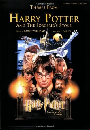 PIANO SHEET MUSIC Themes from Harry Potter and the Sorcerers Stone