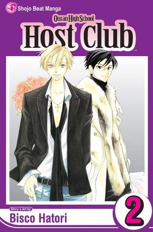 Ouran High School Host Club, Vol. 02 by Bisco Hatori