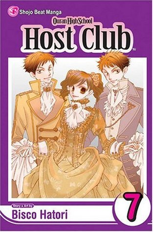 Ouran High School Host Club, Vol. 07