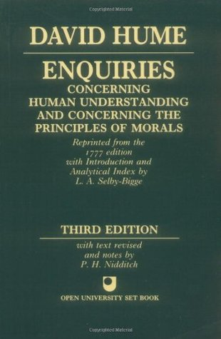 Enquiries Concerning the Human Understanding / Concerning the... by David Hume