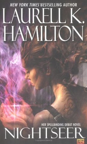 Nightseer by Laurell K. Hamilton