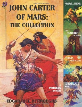 John Carter of Mars: The Collection Barsoom 1-5