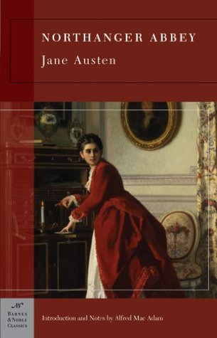 Northanger Abbey by Jane Austen