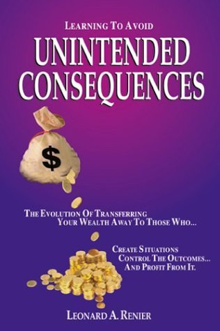Learning to Avoid Unintended Consequences by Leonard Renier
