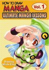 How To Draw Manga: Ultimate Manga Lessons Volume 1: Drawing Made Easy (How to Draw Manga (Graphic-Sha Numbered))