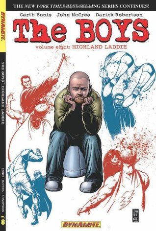 The Boys, Volume 8 by Garth Ennis