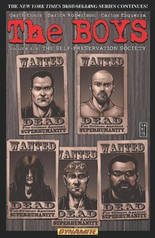 The Boys, Volume 6 by Garth Ennis