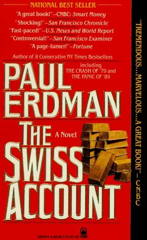 The Swiss Account by Paul Emil Erdman