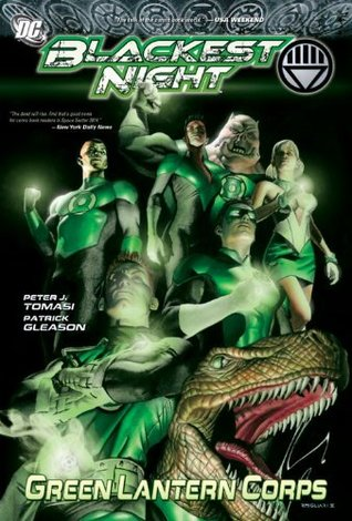 Green Lantern Corps, Vol. 6 by Peter J. Tomasi