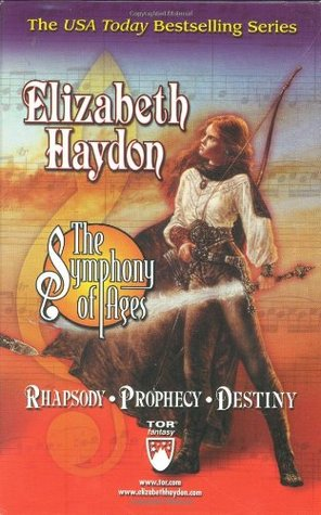 The Symphony of Ages Boxed Set I by Elizabeth Haydon