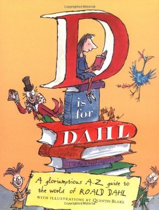 D is for Dahl by Wendy Cooling