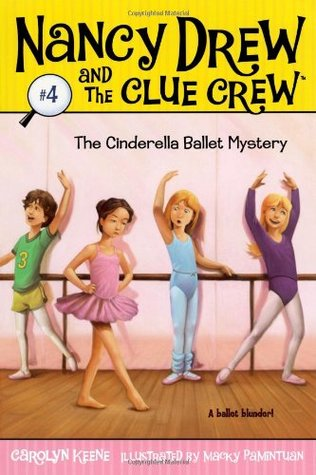 The Cinderella Ballet Mystery by Carolyn Keene