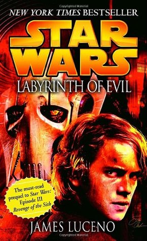 Labyrinth of Evil by James Luceno