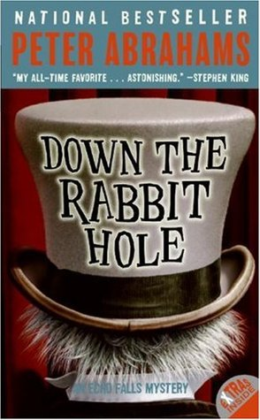 Down the Rabbit Hole (Echo Falls, #1)