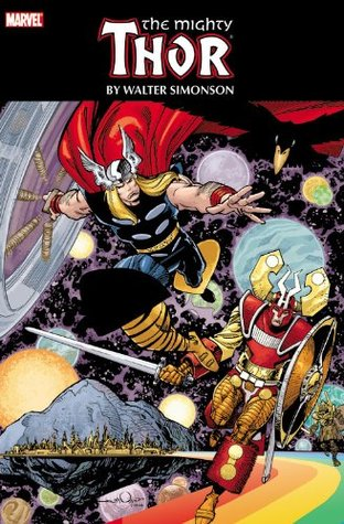 The Mighty Thor Omnibus by Walter Simonson