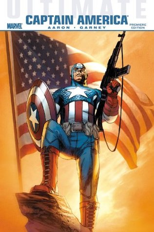 Ultimate Comics Captain America Ultimate Marvel