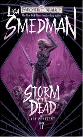 Storm of the Dead by Lisa Smedman