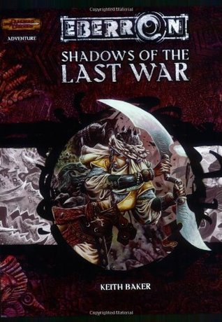 Shadows of the Last War Eberron Campaign Setting