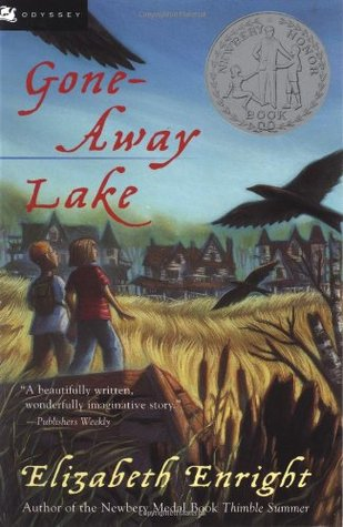 Gone-Away Lake by Elizabeth Enright