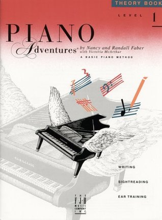 Piano Adventures Theory Book, Level 1 by Nancy Faber