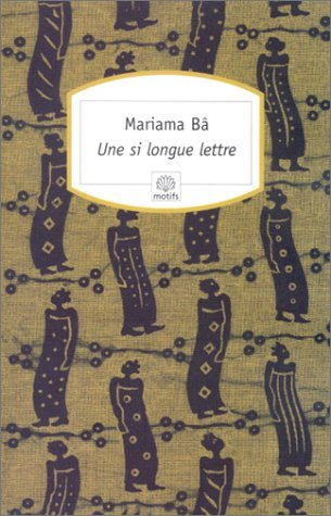 Une si longue lettre by Marianna Ba