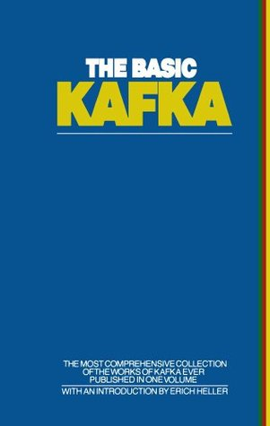 The Basic Kafka by Franz Kafka