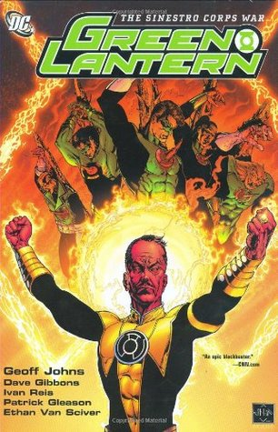 Green Lantern, Vol. 4 by Geoff Johns
