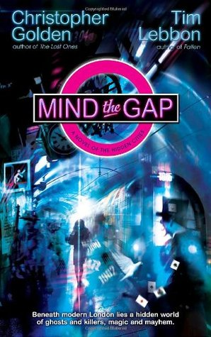 Mind the Gap by Christopher Golden
