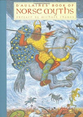 D'Aulaires' Book of Norse Myths by Ingri d'Aulaire
